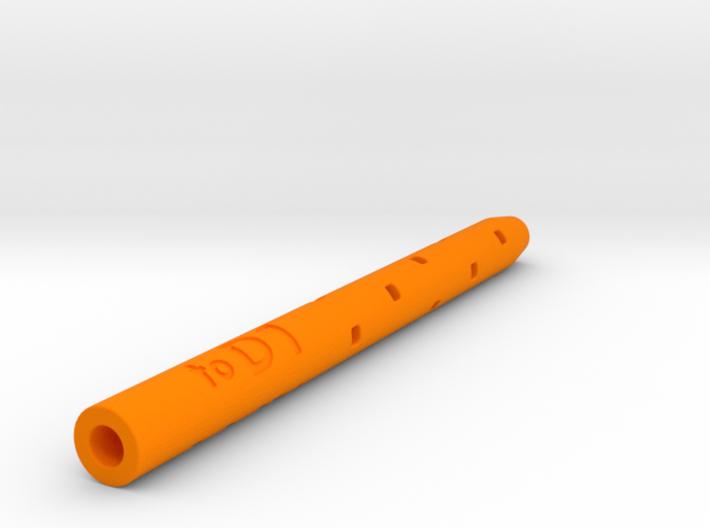 Adapter: Caran d'Ache Goliath to D1 Mini 3d printed