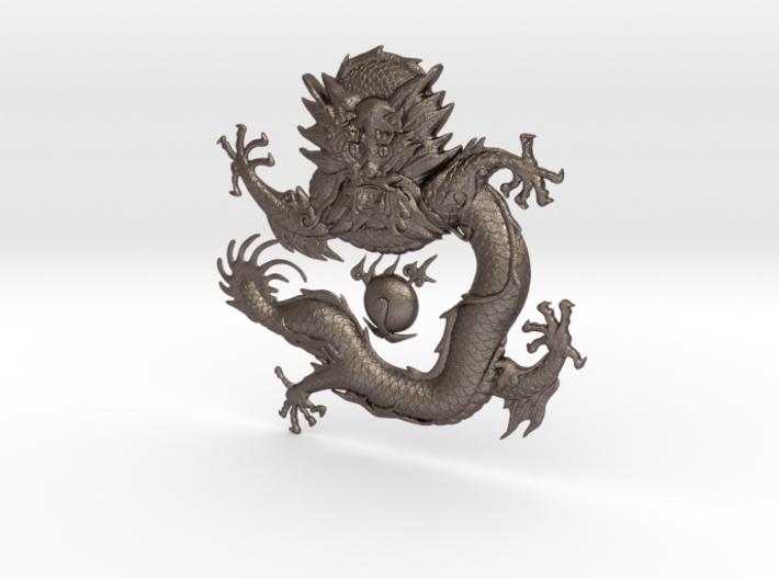 Dragon Body 3d printed