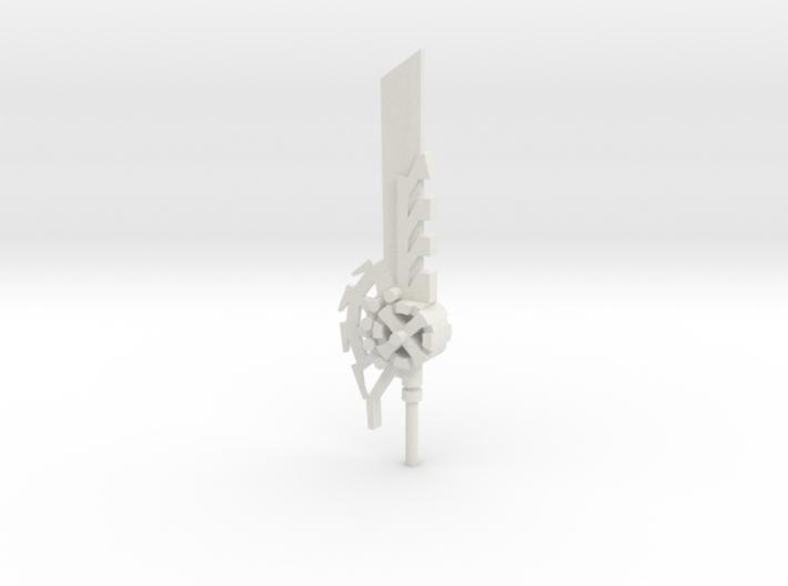 Espada Grimlock Fixed (1) 3d printed