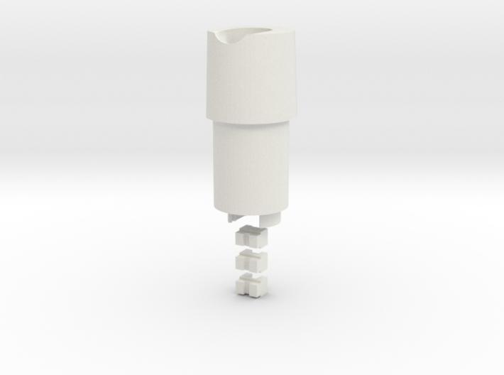 KJW KC-02 VSR Compatable Hop Chamber 3d printed