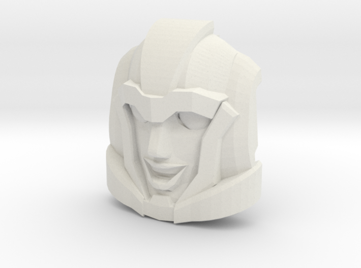 Aileron Faceplate (Titans Return-Compatible) 3d printed