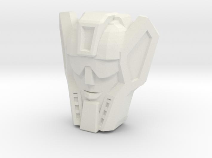Graduate Blades Faceplate (Titans Return) 3d printed