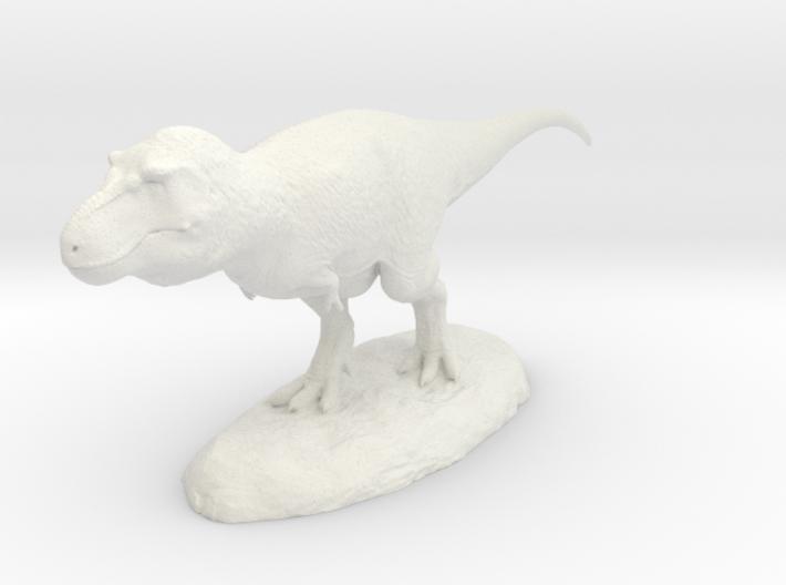 Tyrannosaurus rex 3d printed