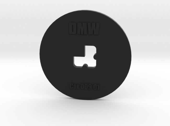 Clay Extruder Die: Corner 009 01 3d printed