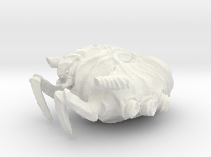 Bugship Mother 1 3d printed