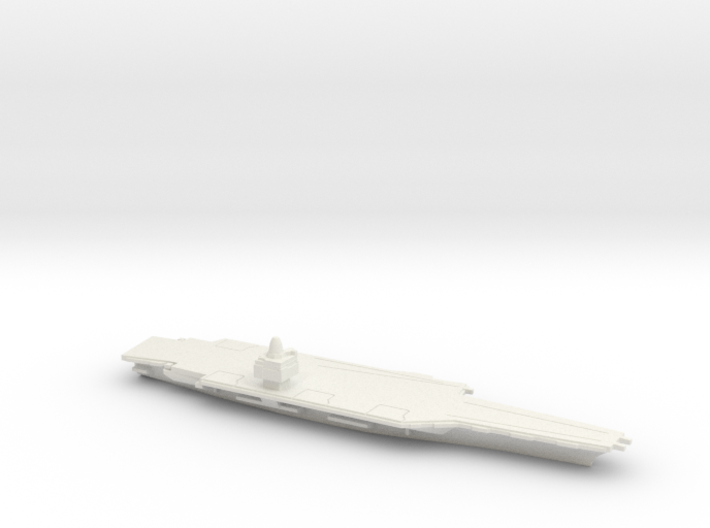 USS CVN-65 Enterprise (1962), 1/3000 3d printed