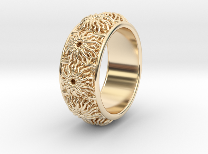 Ring 16.9mm 3d printed