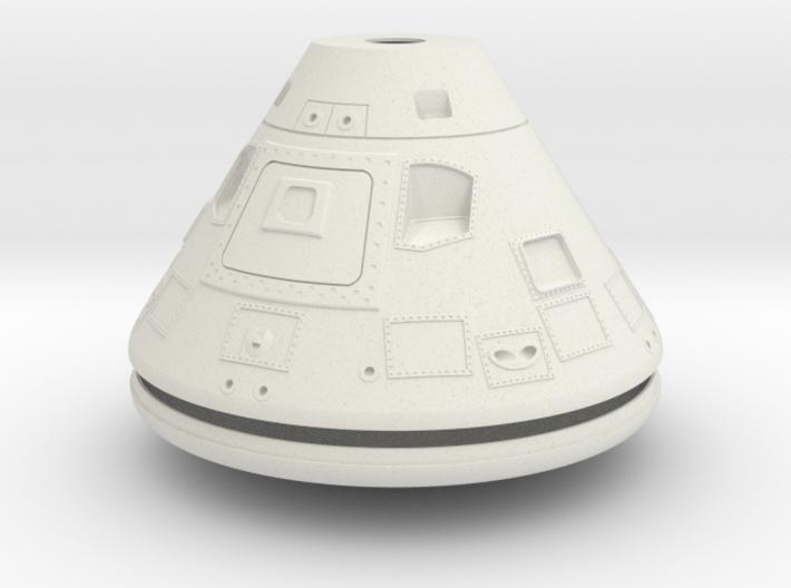 Apollo CM 1-24 Scale Version 2 3d printed