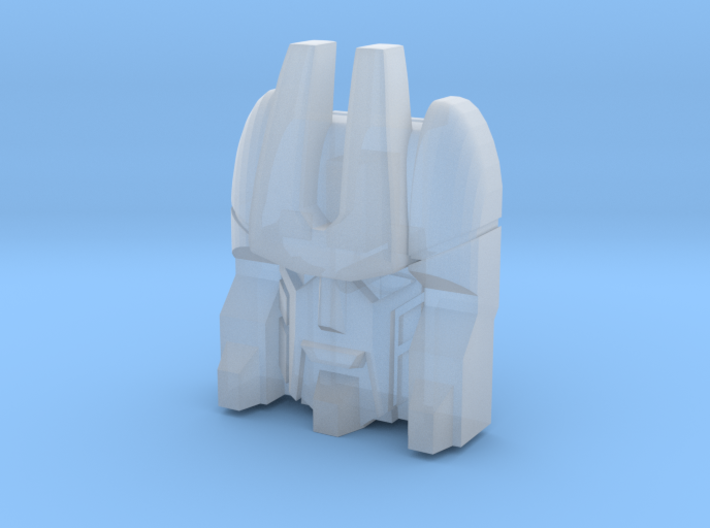 Loafer Faceplate (Titans Return) 3d printed