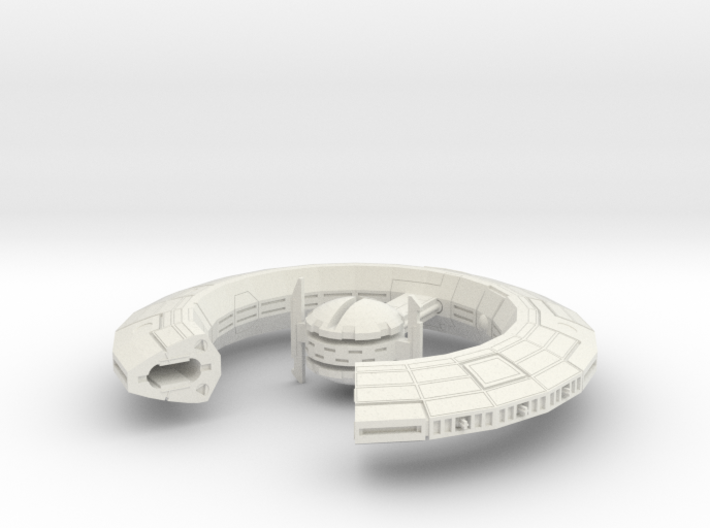 Space Station Omni 3d printed