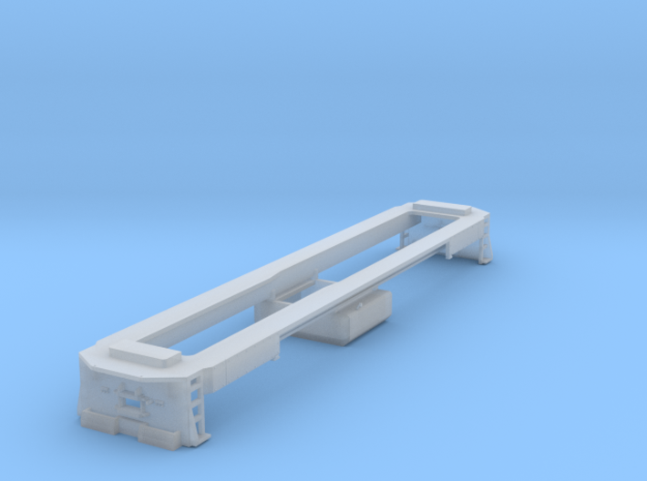 GR12 FCAB chassies HO scale 3d printed