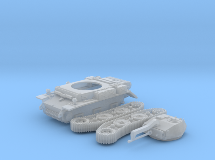 PzKpfw II ausf L - LUCHS 3d printed