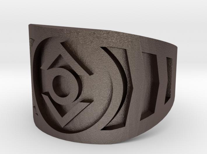 Indigo (Band Size 8) 3d printed
