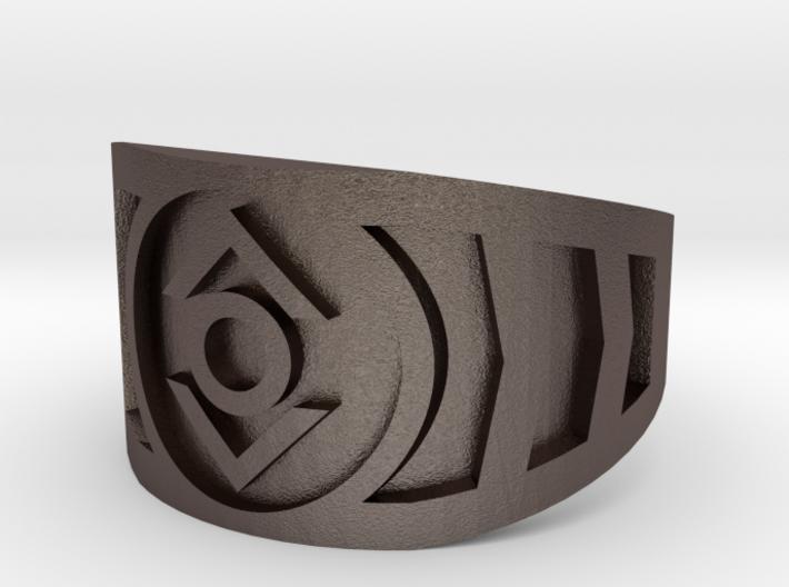 Indigo (Band Size 11 1/2) 3d printed