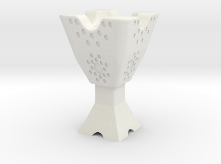 Mabkhara (Censer / Incense Burner) 3d printed Mabkhara