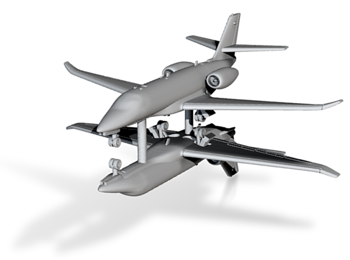 1:400 - Cessna Latitude [x2] 3d printed
