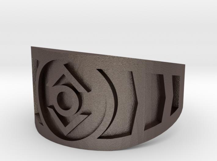 Indigo (Band Size 14) 3d printed