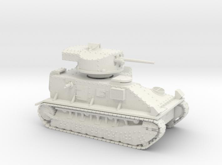 Vickers Medium MkII* (15mm) 3d printed