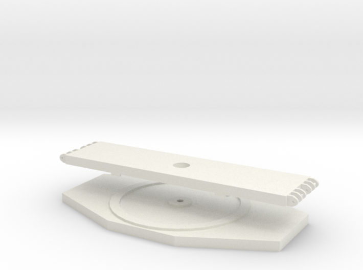 SPMT 300tons TURNTABLE 3d printed