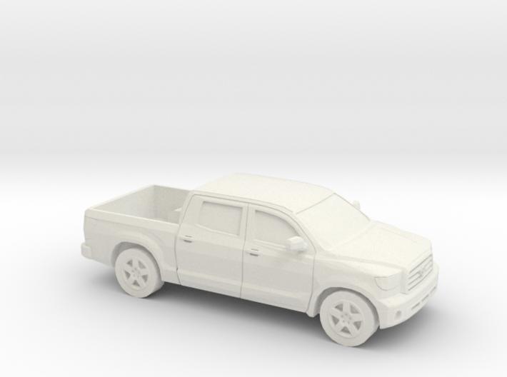 1/64 2007-11 Toyota Tundra Crew Cab 3d printed