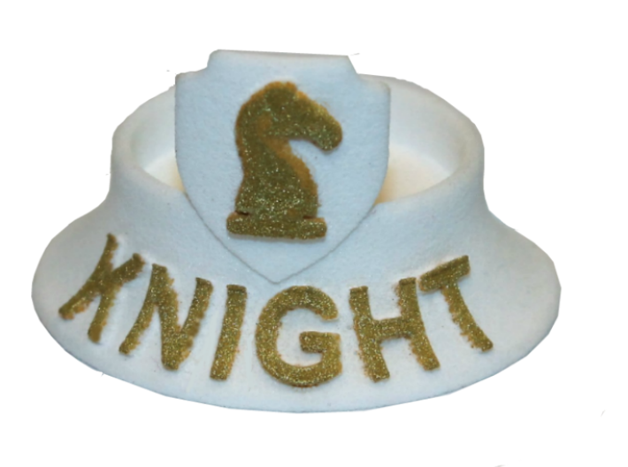 Chess Traders™ - Knight 3d printed