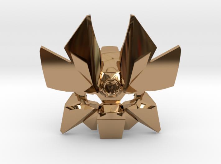 Vahi - Legendary Mask of Time 3d printed