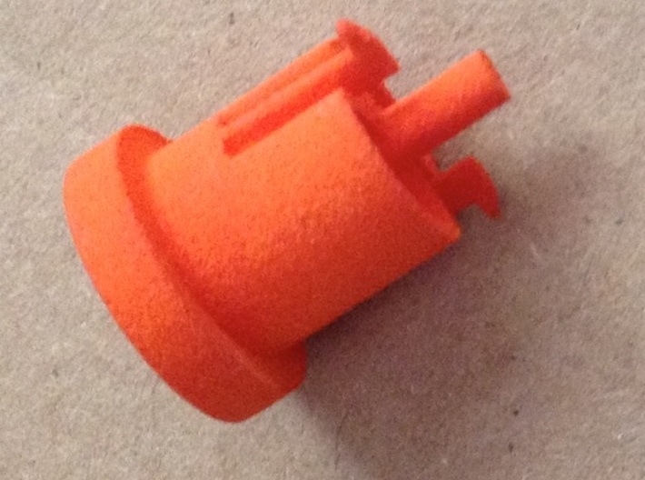 Autofocus Button for Elmo tt-02* Document Camera 3d printed