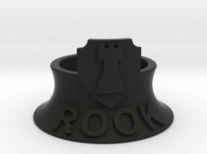 Chess Traders™ - Rook 3d printed
