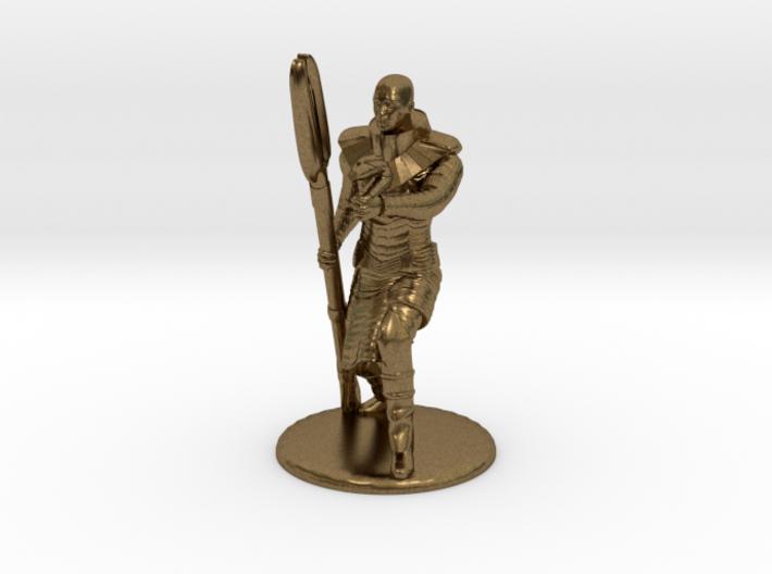 Jaffa Guard Firing his Zat - 20mm tall 3d printed