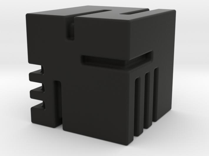Modern Dice 3d printed