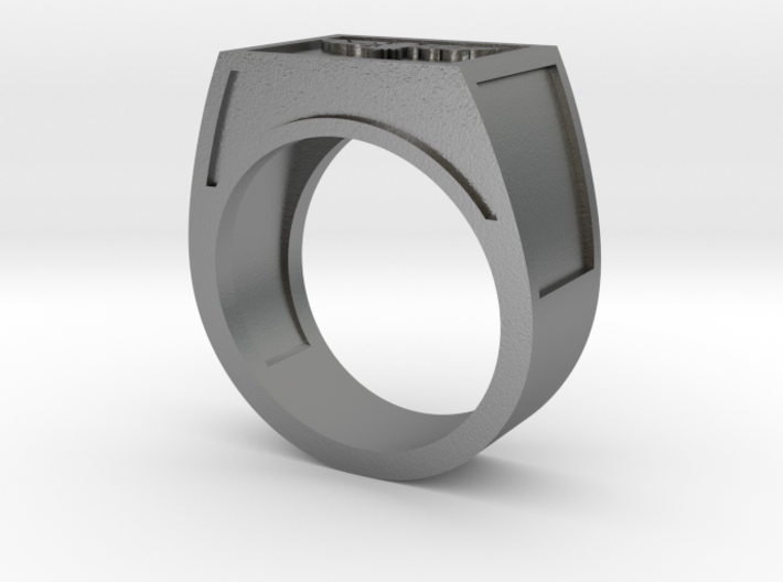 Eagle Ring Stl 3d printed