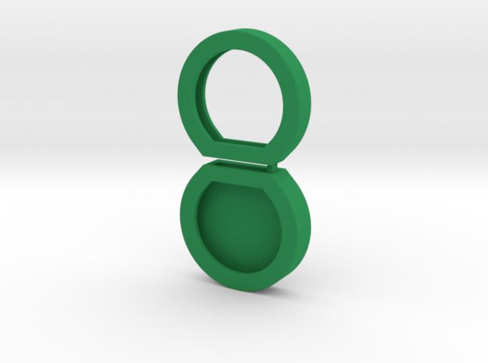 Key cap - test 2 3d printed