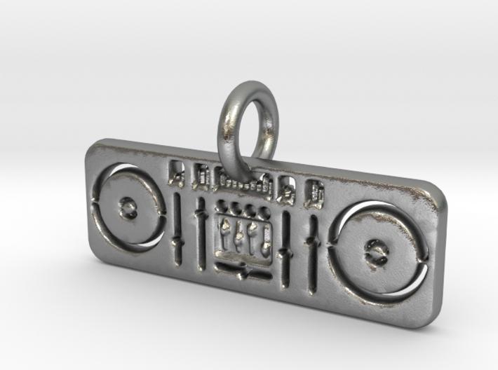 Music Mixer 3d printed