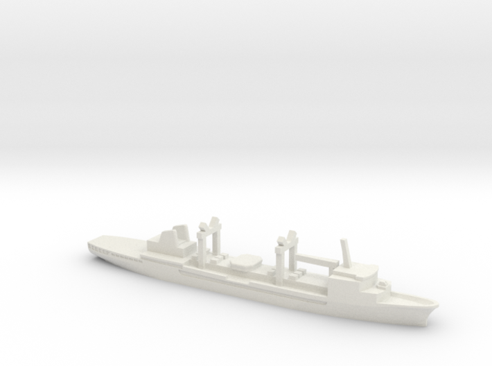 Durance-class tanker, 1/2400 3d printed
