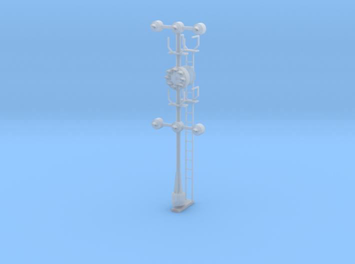 B&O CPL Multi - HO 87-1 Scale 3d printed