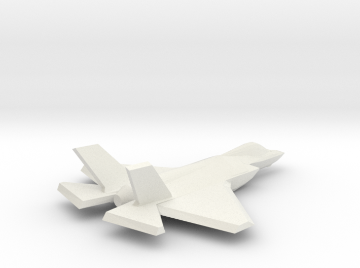 1/350 F-35C Lightning II 3d printed