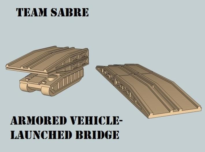 """Team Sabre"" 3mm Tracked Armor Sample Pack 3d printed"