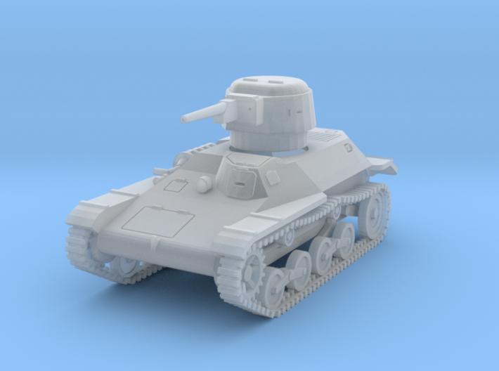 PV46D Type 97 Te Ke (1/87) 3d printed