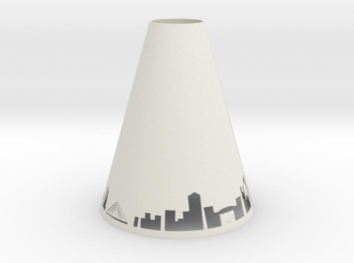 Pendant Light Boston 3d printed