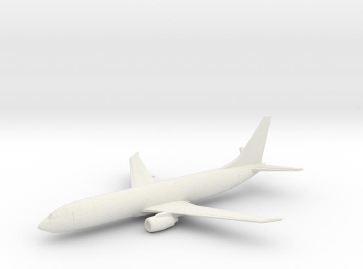 1/350 Boeing 737-800 3d printed
