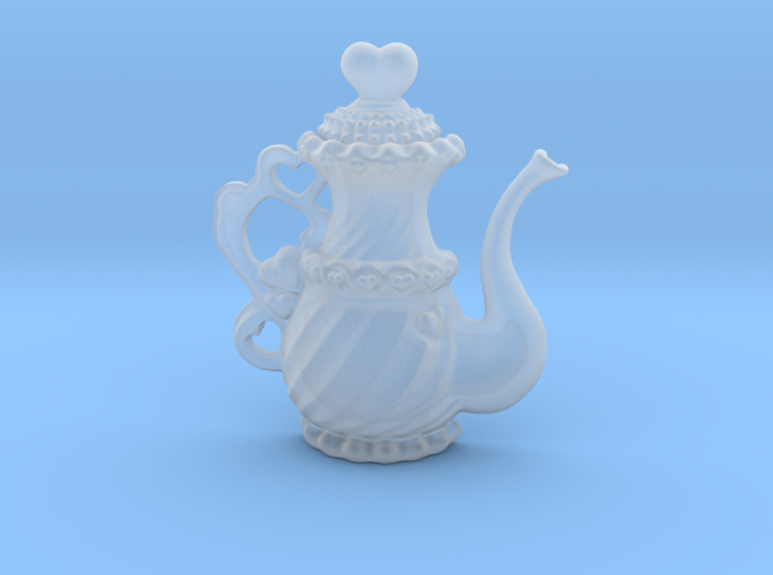 TeaPot 09 00 2016 3d printed