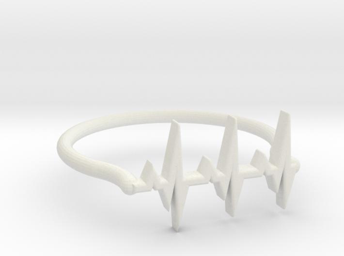 Vital ring 3d printed