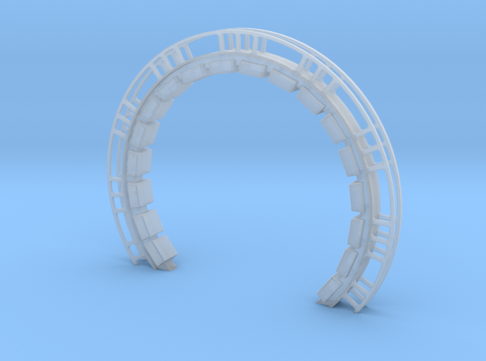 Large Ring With Cushions for DeAgo Falcon 3d printed