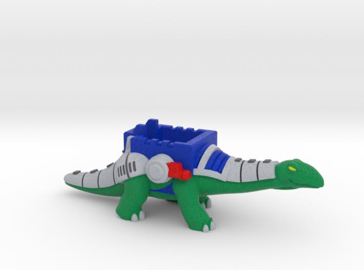 Rairyu TitanMaster Shell Alt Color - Sandstone 3d printed