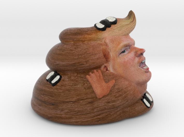New Turd Trump Large 3d printed