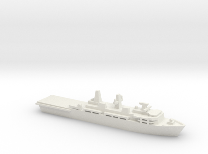 Albion-class LPD, 1/1800 3d printed