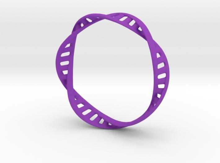 DNA Bracelet (Large) 3d printed