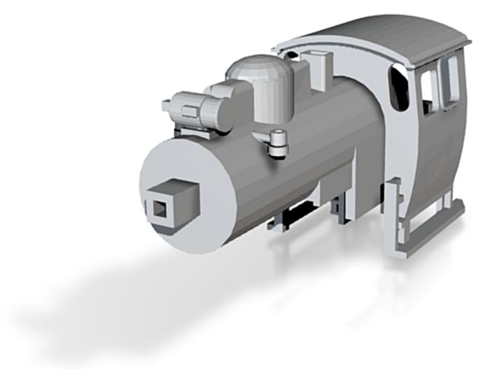 PX48 Boiler And Cab OO Print Version 3d printed