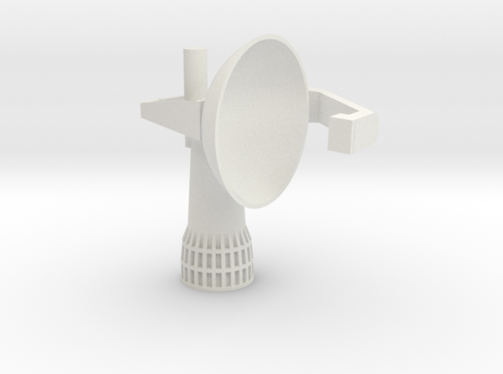 1/144 Scale SPS-30 Radar 3d printed