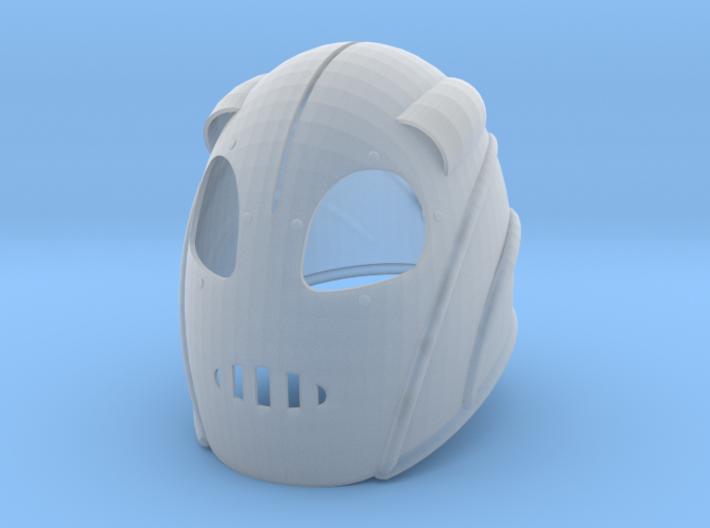 Rocketeer Helmet small 3d printed